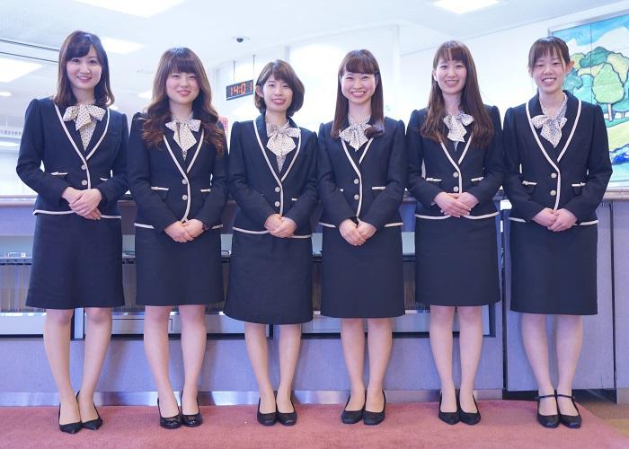 フロントスタッフ | 全員ほめ達 ミナミのスタッフ! | 南福岡自動車学校